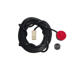 Chicote Microfone Dos Baixos Completo Modelo ZS-108 Com 1 Microfone